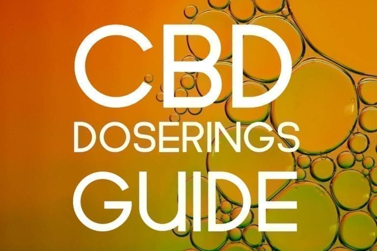 cbd-doserings-guide