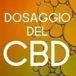 dosaggio cbd