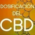 dosis de CBD