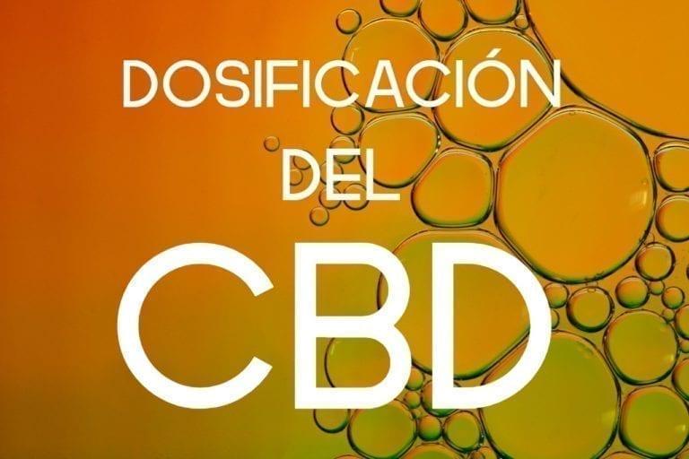 Guía de dosificación del CBD