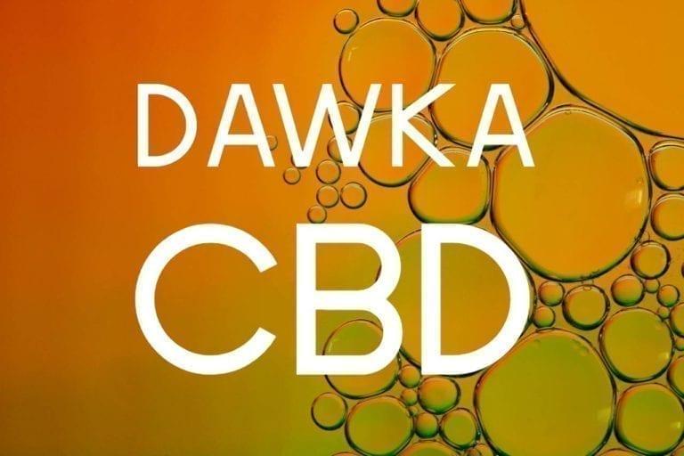 Dawkowanie CBD