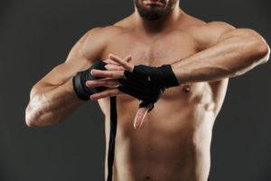 CBD pour pratiquants de sports de combat