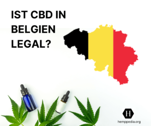 Ist CBD in Belgien legal?