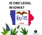 Is CBD legal in Iowa