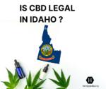 Es el CBD legal en Idaho