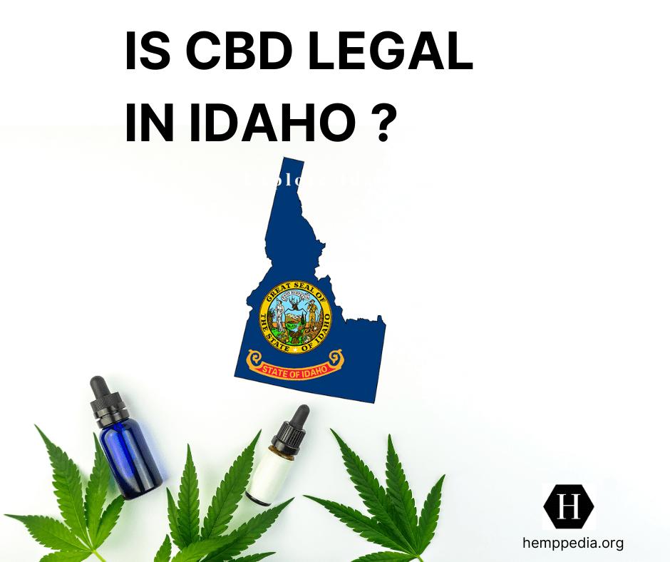 ¿Es legal el CBD en Idaho?