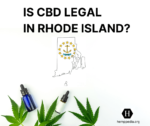 Es el CBD legal en Rhode Island