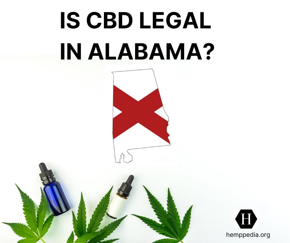 Es el CBD legal en Alabama