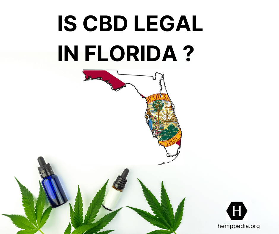 Es el CBD legal en Florida