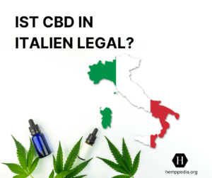 Ist CBD in Italien legal?