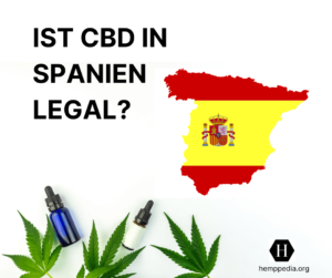 Ist CBD in Spanien legal?