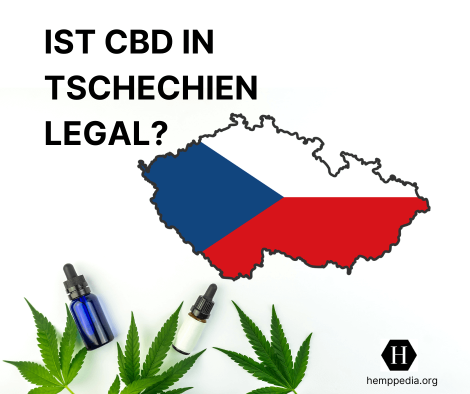 Ist CBD in Tschechien legal?
