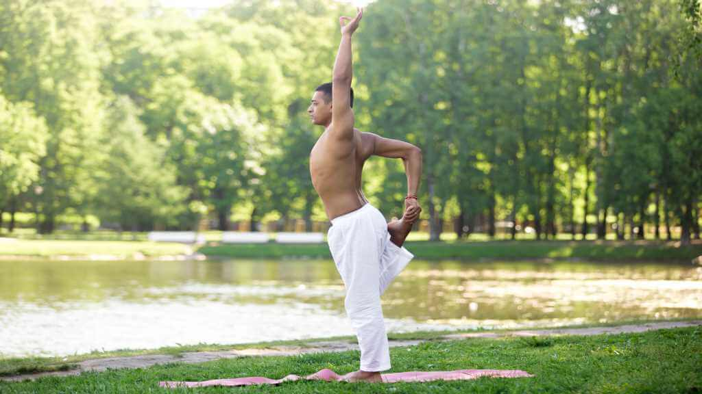 stretching exercises and impoving lifestyle