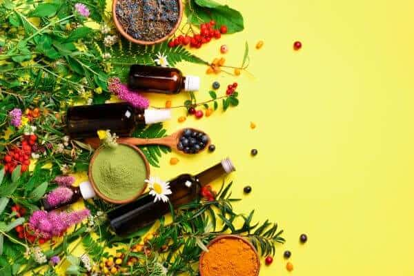 natural herbal ingredients