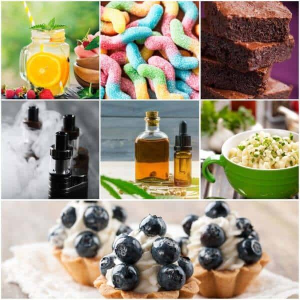 Using CBD Distillate in vaping, edibles, supplements